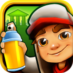 Subway Surfers for PC Download on Windows 7/8 Computer