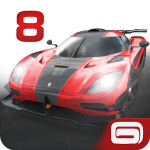 Features of Asphalt 8 for PC